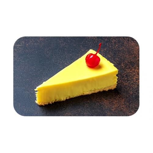 Чизкейк лимонный